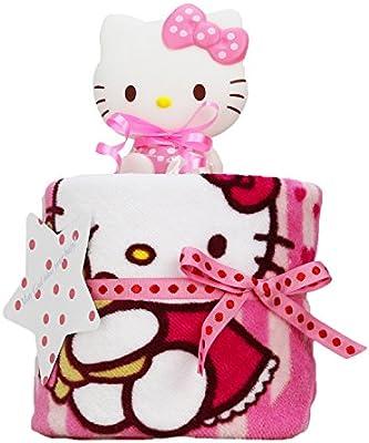 Amazon サンリオ ハローキティ 女の子 キティちゃん 出産祝い 1段