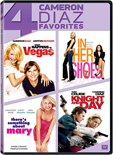 Cruise Quad - What Happens in Vegas / In Her Shoes / There's Something About Mary / Knight and Day Quad Feature
