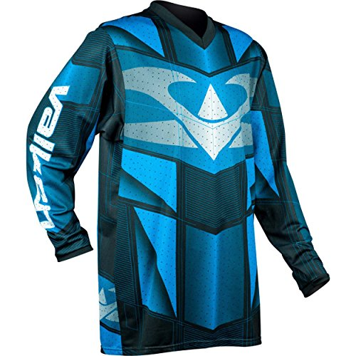 Valken Fate Exo Paintball Jersey -Blue-Medium Blue (Valken Gear)