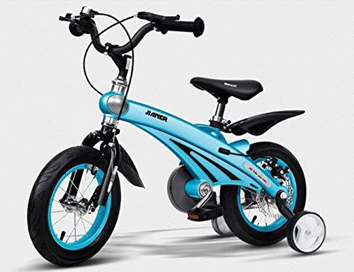美しい 家子供用自転車、3歳の乳児用乳母車、自転車、マウンテンバイク、子供用自転車 (色 : 青, サイズ さいず : 113*38*88cm) B07CXPD537 113*38*88cm|青 青 113*38*88cm
