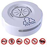 4TopTime Ultrasonic Pest Repeller Repellent Indoor Pest Control Devices get rid of Rats Mice Ants Roaches Mosquitoes Insects Flea Spiders Other