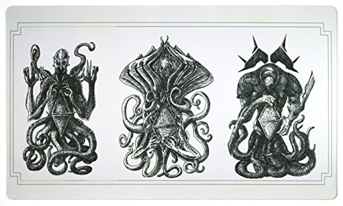 at Inked Gaming - Inked Playmats / Perfect for MtG Pokemon & YuGiOh Magic the Gathering TCG Game Mat ()