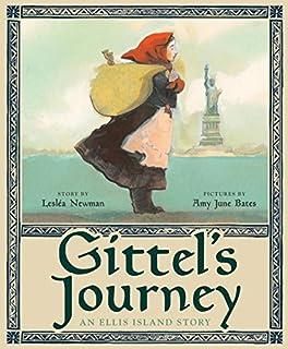 Book Cover: Gittel's Journey: An Ellis Island Story