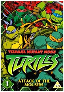 Teenage Mutant Turtles 1 [Reino Unido] [DVD]: Amazon.es ...