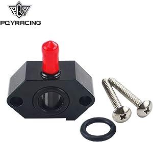 PQYRACING Boost Gauge Sensor Adaptor for Audi VW SEAT Skoda TFSI TSI 1.2T/1.4T 1.6 1.9 2.0 Boost Vacuum TAP