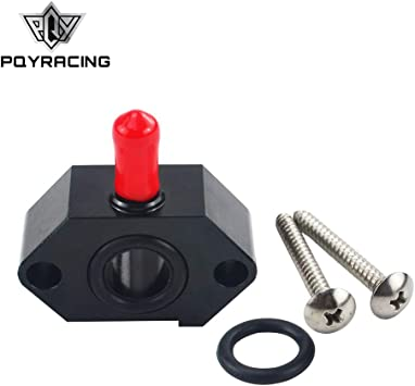 Qiilu Turbo Boost Tap Vacuum Sensor Adapter