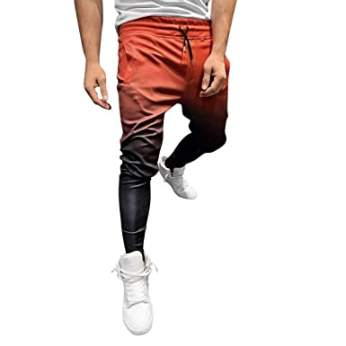 Elecenty - Pantalones graduales para Hombre con Control Remoto ...