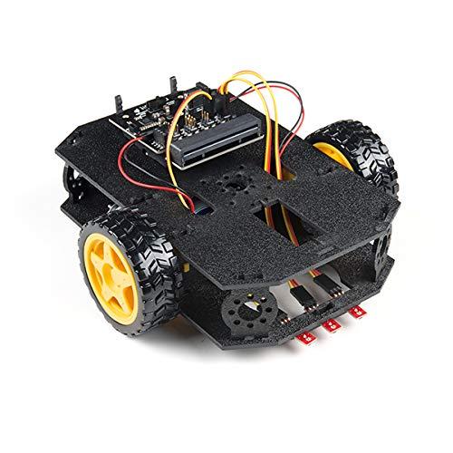 Robot Educativo para armar y programar en Microbot SparkFun