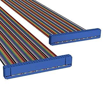CSC50S//AE50M//CSC50S IDC CABLE C3AAS-5036M Pack of 10