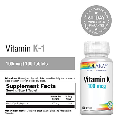 Buy vitamin k supplement