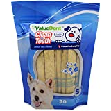 ValueDent Enzymatic Dental Dog Chews, Small, 30 Count