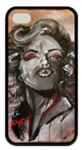 Pink Ladoo? iphone 5/5s iphone 5/5s Case Phone Cover Marilyn Monroe