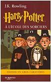 """""""Harry Potter à l'école des sorciers"""" av J-K Rowling"""