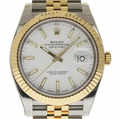 Rolex Datejust II swiss-automatic mens Watch 126333 (Certified Pre-owned)