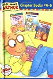Arthur Chapter Books #4-6