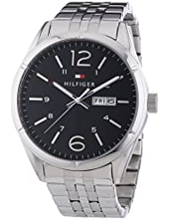 Tommy Hilfiger Day-and-Date Stainless Steel Mens watch #1791071
