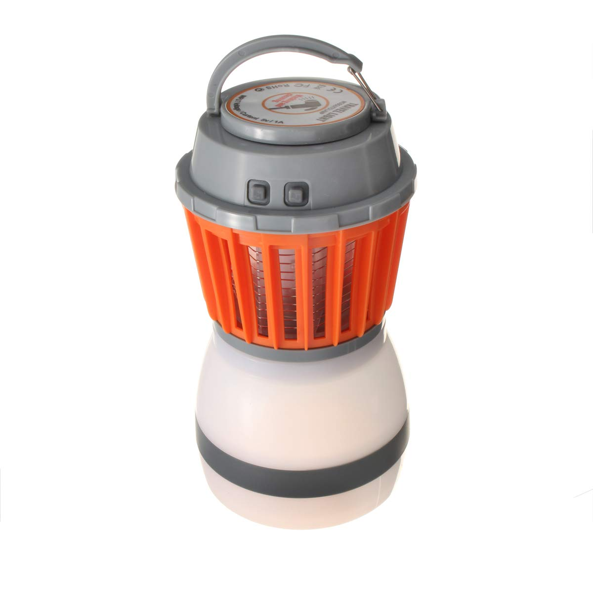 3 Modes LED Light Mosquito Killer Lamp Fly Bug Traps Zapper Camping Light Garden Home Pest Control Tools USB Charging Lamp