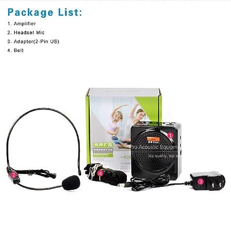 Amazon.com: Megaphone Altavoz 38W de Alta Potencia ...