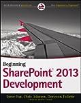 Beginning SharePoint 2013 Development
