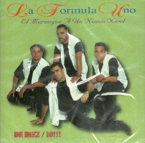 De Diez/10!!!~El Merengue A Un Nuevo - El Diez