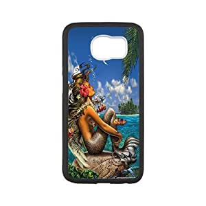 Samsung Galaxy S6 Phone Case Mermaid A3X4437020