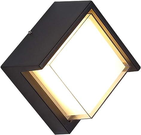 Applique lampade led da esterno a parete Plafoniera