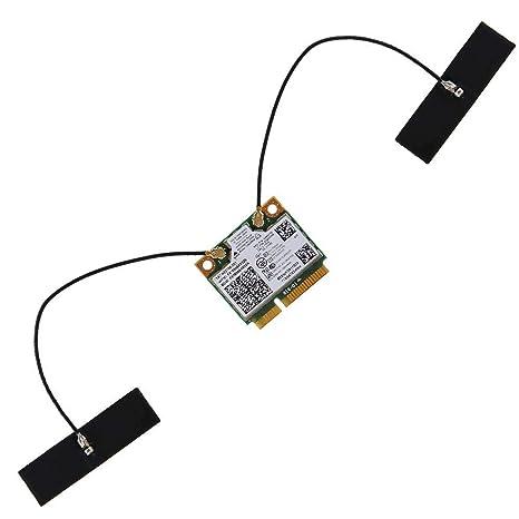 Tarjeta de Red Mini-PCIE Tarjeta de Red inalámbrica WiFi ...