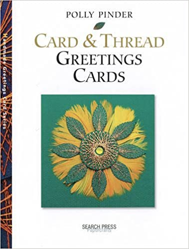 Card and Thread Greeting Cards