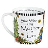 Midwest-CBK She Who is My Mother-in-Law Mug