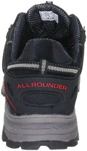 homme Allrounder Noir Adulte Femme N014kh3 Sport Ou Chaussures Niagara De awTwUqt