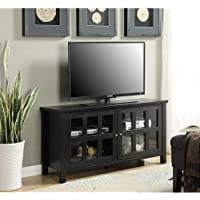 Convenience Concepts Newport Bently TV Stand, Black