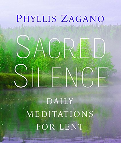Sacred Silence: Daily Meditations for Lent cover