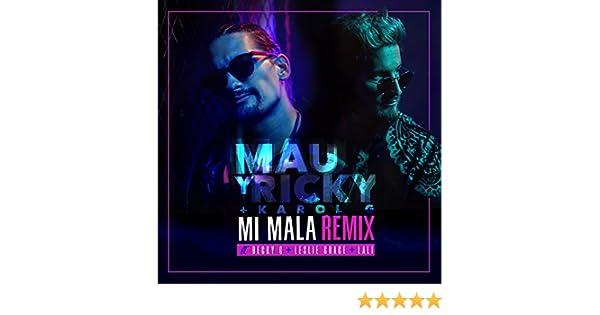 Mi Mala (Remix) by Leslie Grace & Lali Mau y Ricky & Karol G feat. Becky G on Amazon Music - Amazon.com