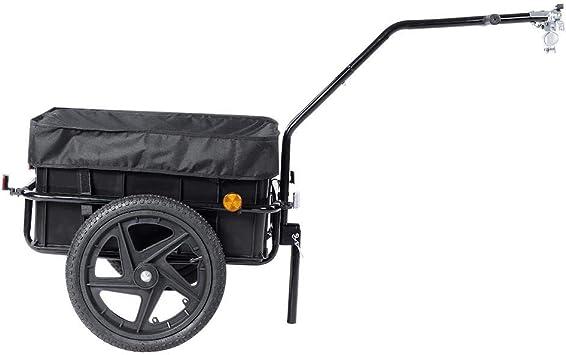 Remolque - Carro de bicicleta (70 L, remolque de bicicleta ...