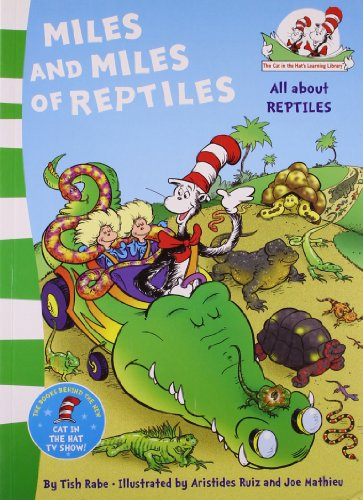 Miles and Miles of Reptiles [Paperback] [Jan 01, 2011] Dr. Seuss -
