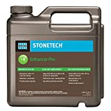 StoneTech Enhancer Pro, Enhancer Sealer for Natural Stone, 1-Gallon (3.785L)