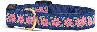 product image for Up Country png C L Pink Garden Dog Collar Width 1 ""