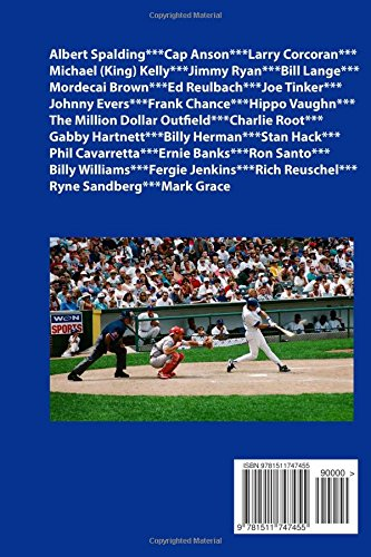 Great Chicago Cub Baseball Players Since 1876: Amazon.es ...