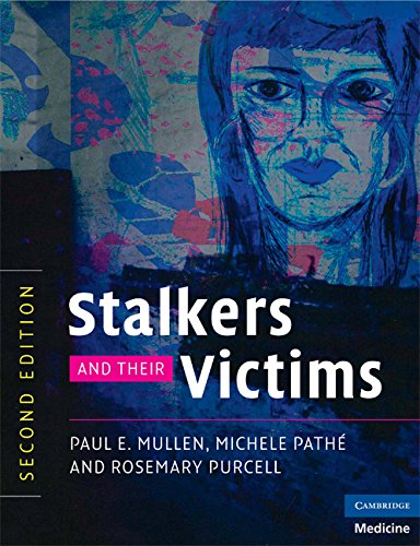 Stalkers and their Victims (Cambridge Medicine) Pdf