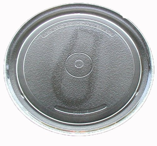 Sharp microondas de cristal Tocadiscos placa/bandeja 10 3/4