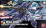 Bandai Hobby HGBF 1/144 Mega Shiki Model Kit
