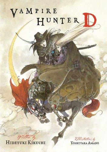 Vampire Hunter D Hideyuki Kikuchi ebook product image