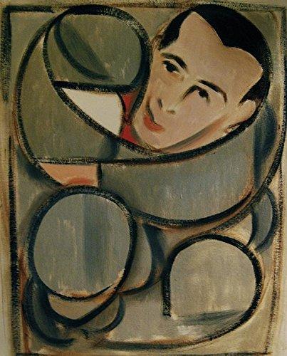 Tommervik Fun Pee Wee Herman Art Abstract Portrait Modern Pop Art Celebrity Comedian Actor Archival Matte Print