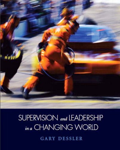 Supervision and Leadership in a Changing World Plus MyBizSkillsKit -- Access Card Package
