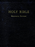 Holy Bible Recovery Version (contains footnotes)
