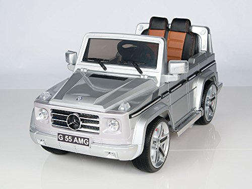 2015 Licensed Mercedes Benz G55 Amg Suv 12v Ride On Electric Toy Car