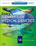 Emery's Elements of Medical Genetics 14th Edition