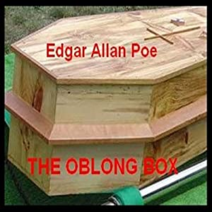 The Oblong Box Audiobook
