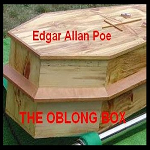 Bargain Audio Book - The Oblong Box