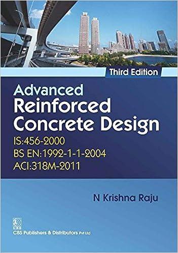 Advanced Reinforced Concrete Design Is 456 2000 Nishna Raju